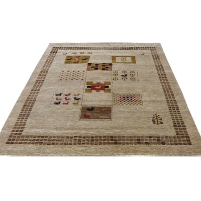 One-of-a-Kind Rothenberg Oriental Hand-Knotted Area Rug