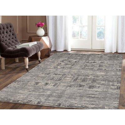 One-of-a-Kind Woods Undyed Natural Oriental Hand-Knotted Area Rug