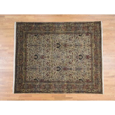 One-of-a-Kind Salzer Dense Weave 300 Kpsi Tree Hand-Knotted Area Rug