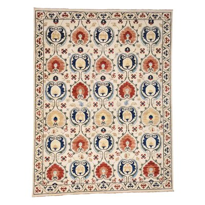One-of-a-Kind Granillo Hand-Knotted Area Rug