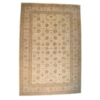 One-of-a-Kind Saltzman Palace Hand-Knotted Area Rug