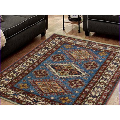 One-of-a-Kind Tilomar Super Oriental Hand-Knotted Area Rug Rug Size: Rectangle 29 x 42