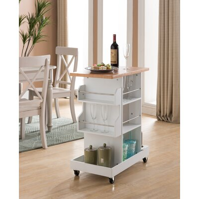Kempton Storage Kitchen Cart