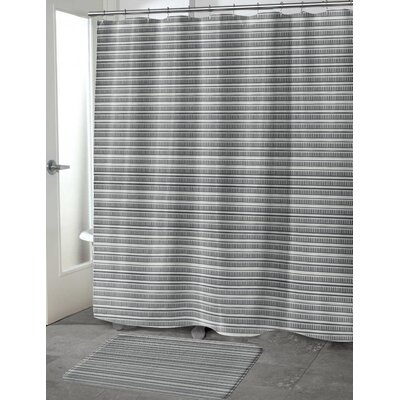 Hedin Shower Curtain Size: 70 H x 72 W