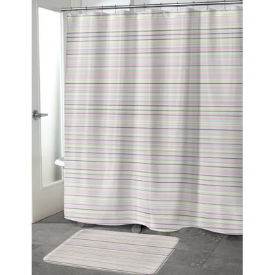 Hedman Shower Curtain Size: 70 H x 90 W