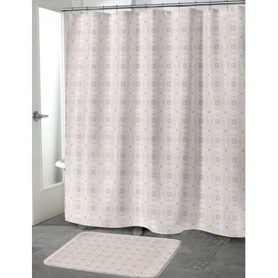 Pitchford Shower Curtain Size: 70 H x 90 W