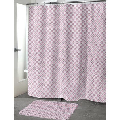Babington Shower Curtain Size: 70 H x 72 W