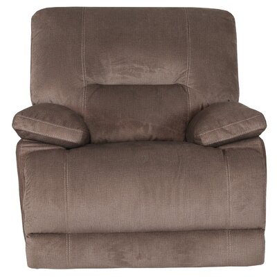 Fenske Gliding Manual Wall Hugger Recliner