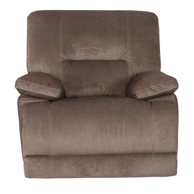 Fenster Gliding Wall Hugger Recliner Reclining Type: Manual