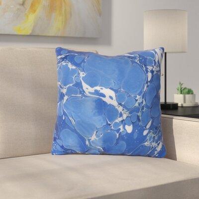 Castellon Marble Throw Pillow