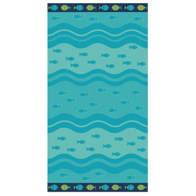 Feissal Underwater Beach Towel