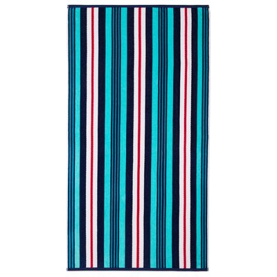 Cathal Dobby Stripe Beach Towel