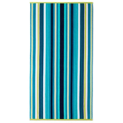 Ramonne Dobby Stripe Underwater Beach Towel