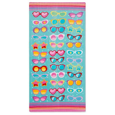 Cayden Sunglasses Beach Towel