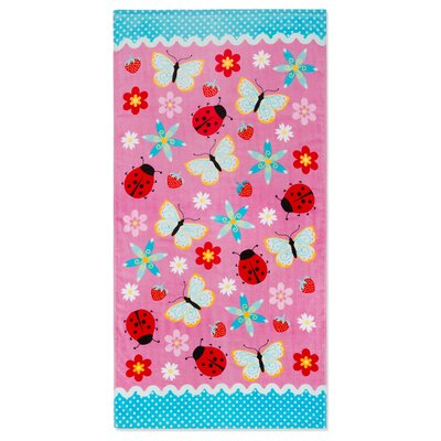 Alysa Summer Fun Beach Towel