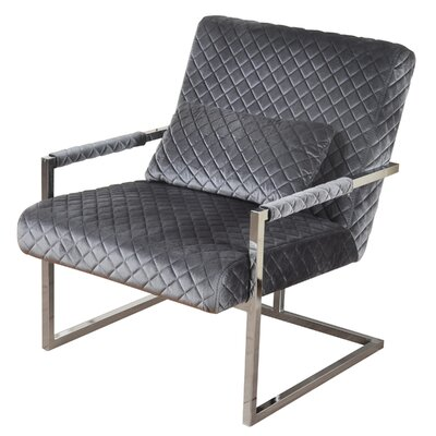 Stockstill Cantilever Armchair