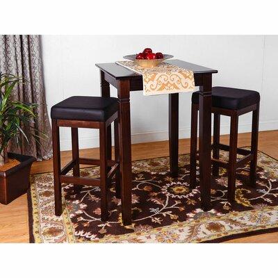 Kleio 3 Piece Pub Table Set
