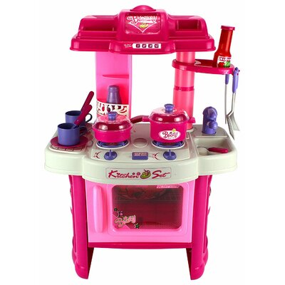Kitchen Appliance Children's Toy Kitchen Set VT-008-26