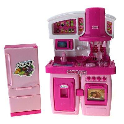My First Kitchen Toy Kitchen Set VT-SY-20583