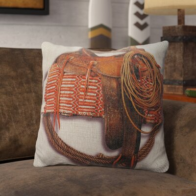 Primm Burlap Throw Pillow