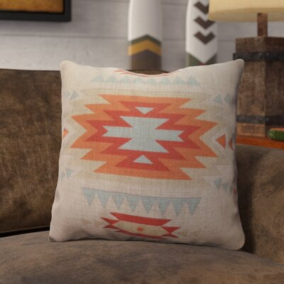 Pridmore Burlap Throw Pillow