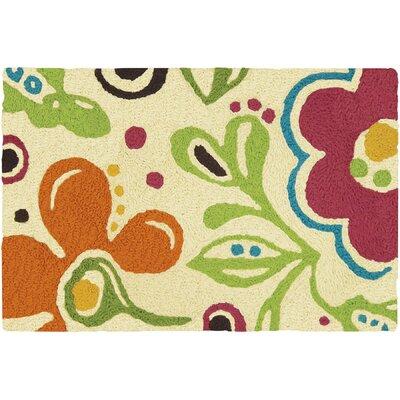 Jahnke Fab Floral Doormat