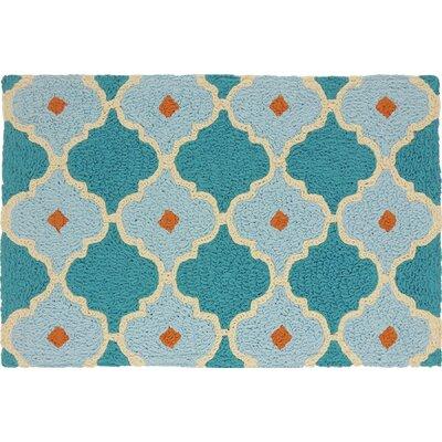 Camile Mediterranean Tile Doormat