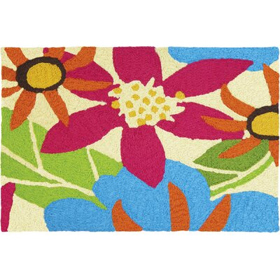 Janousek Piccadilly Floral Doormat