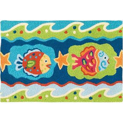 Calandre Fun Fish Doormat