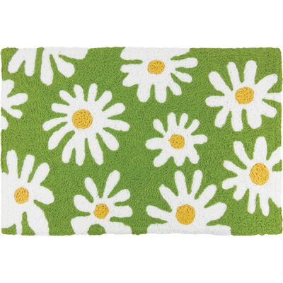 Rushton Daisy Canvas Doormat