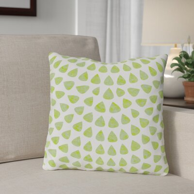 Diener Outdoor Throw Pillow Size: 16 x 16