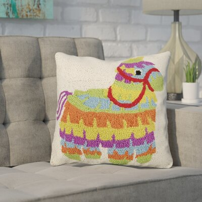 Durante Pinata Wool Throw Pillow