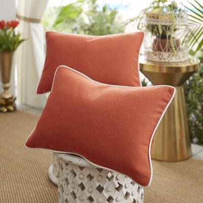 Midnight Tartan Indoor/Outdoor Lumbar Pillow