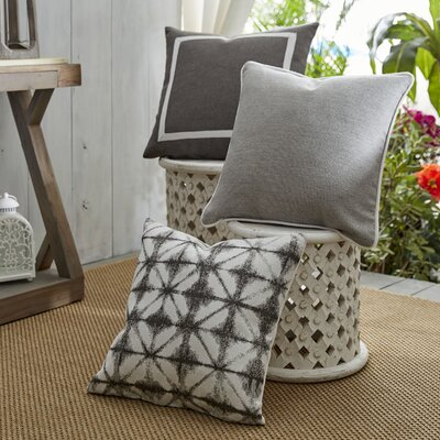 Summer Riviera 3 Piece Indoor/Outdoor Throw Pillow Set