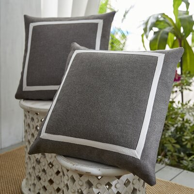Summer Riviera Indoor/Outdoor Throw Pillow
