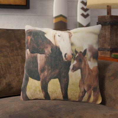Prochaska Burlap Throw Pillow