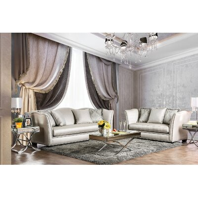 Minneapolis 2 Piece Living Room Set