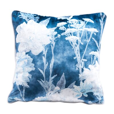 Mosby Velvet Throw Pillow
