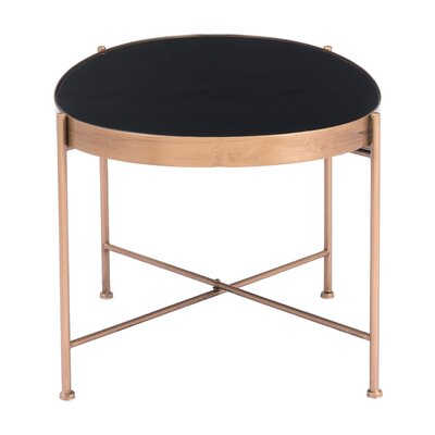 Holifield End Table Size: 17.7 H x 24.8 W x 18.1 D