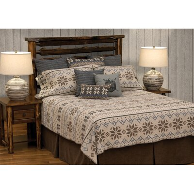 Two Bridges Bed Skirt Size: Queen