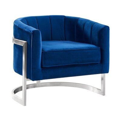 Steinhoff Armchair Upholstery: Blue
