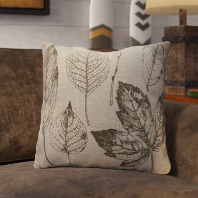 Maas Burlap Throw Pillow