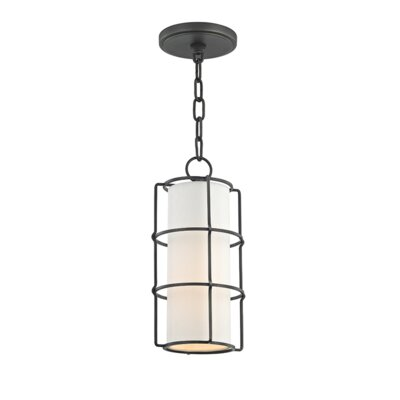 Tahlequah 1-Light Mini Pendant Finish: Old Bronze