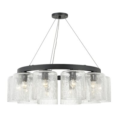 Ector 10-Light Candle-Style Chandelier Finish: Old Bronze