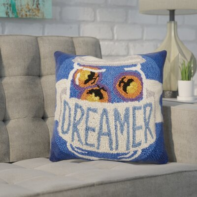 Duponta Dreamer Wool Throw Pillow
