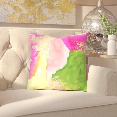 Hedberg Outdoor Throw Pillow Size: 18 x 18