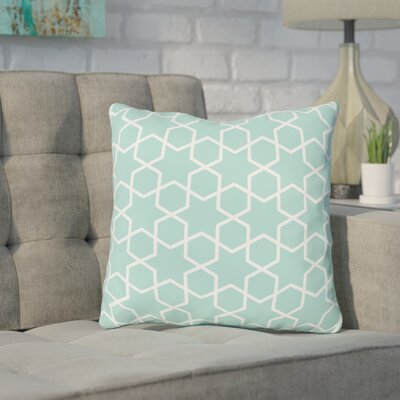Bradberry Outdoor Throw Pillow Size: 18 x 18