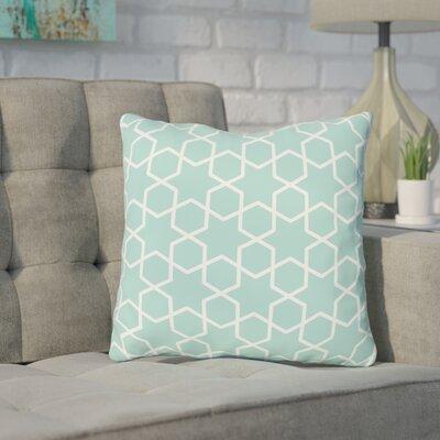 Bradberry Outdoor Throw Pillow Size: 16 x 16