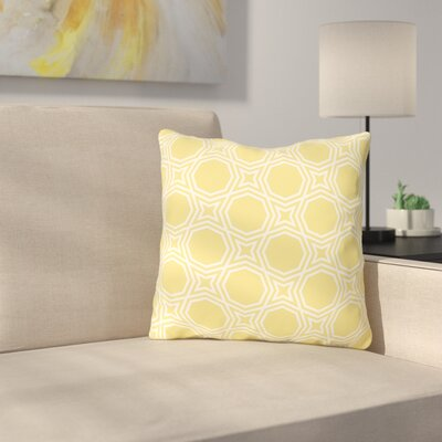 Phares Outdoor Throw Pillow Size: 16 x 16