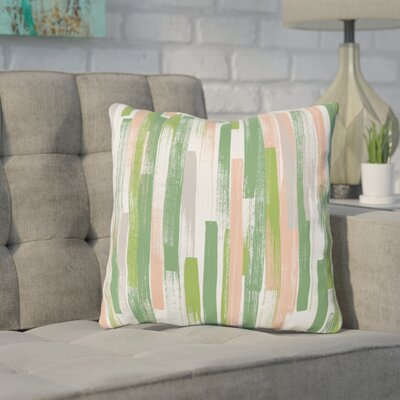 Hambrook Outdoor Throw Pillow Size: 18 x 18